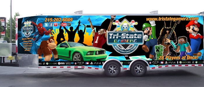 The Ultimate Party on Wheels is here!